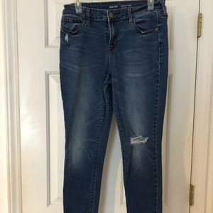 old navy size 10 jeans
